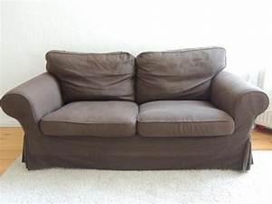 Möbel Kostenlos Abholen Berlin : ikea ektorp 2er sofa mit bezug svanby braun in berlin ikea m bel kaufen und verkaufen ber ~ Bigdaddyawards.com Haus und Dekorationen