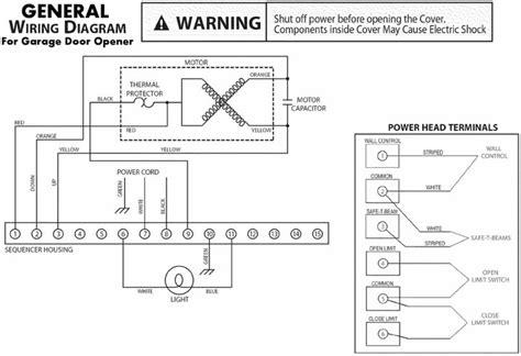 Electric Garage Door Opener Stopped Working Power
