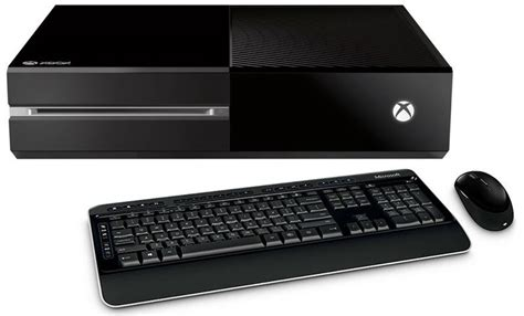 xbox one will get keyboard mouse support and pc