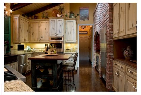 french country kitchen design style