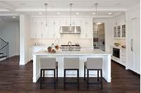 kitchen with island Add Your Kitchen with Kitchen Island with Stools - MidCityEast