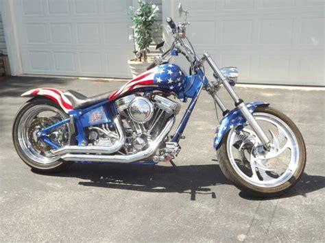 Harley Davidson Motorcycles Chopper
