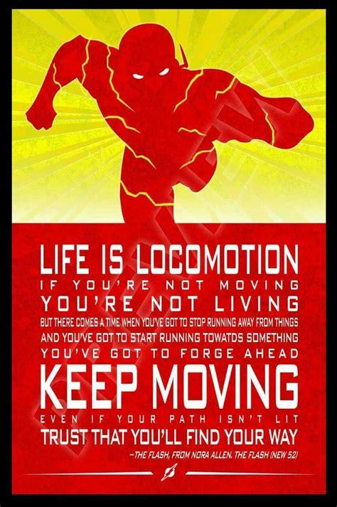 series  poster   flash super hero villain quote