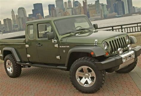 jeep new model 2016 2016 jeep gladiator truck release date price specification