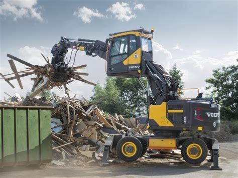 Excavatoare Volvo