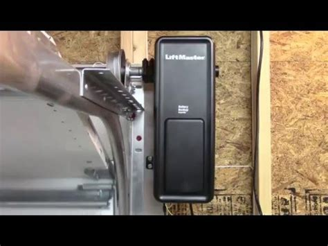 liftmaster  residential jack shaft garage door opener