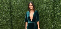 Olivia Munn Sets Instagram On Fire With Red-Hot Strapless ...