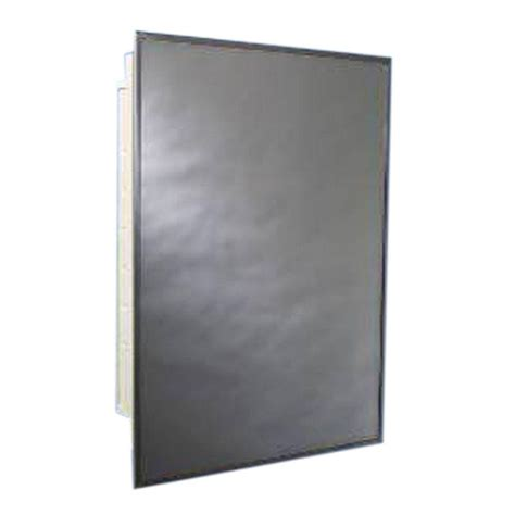 Zenith Medicine Cabinet Home Depot by Zenith 16 In W X 26 In H Recessed Or Surface Mount