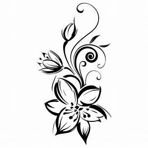 Dessin D Hirondelle Pour Tatouage : mod le tatouage fleur de monoi 327741 tatouages ~ Melissatoandfro.com Idées de Décoration