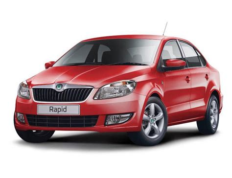 2014 Skoda Rapid Launched With New Features & Variant