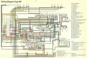 1965 Porsche 911 Wiring Diagram