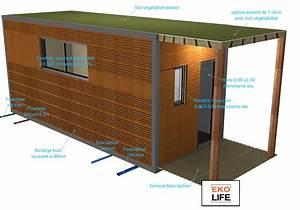 Studio De Jardin Amnagement Container Extension Maison