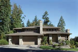 prairie style home plans outlook prairie style home plan 011s 0050 house plans and more