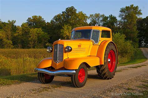 1938 Minneapolis Moline Tractor