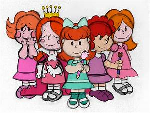 The Little Red Haired Girl Appearances By PuccaFanGirl On