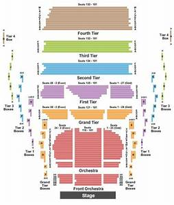 Arlene Schnitzer Concert Hall Seating Chart New Jersey Performing Arts Center Prudential Hall