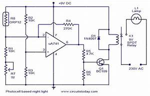 Light - What Is Going On Inside This Nightlight Circuit