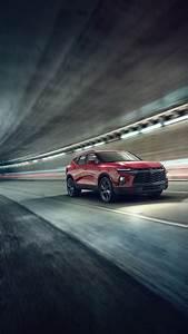 Wallpaper Chevrolet Blazer, 2019 Cars, SUV, 5K, Cars