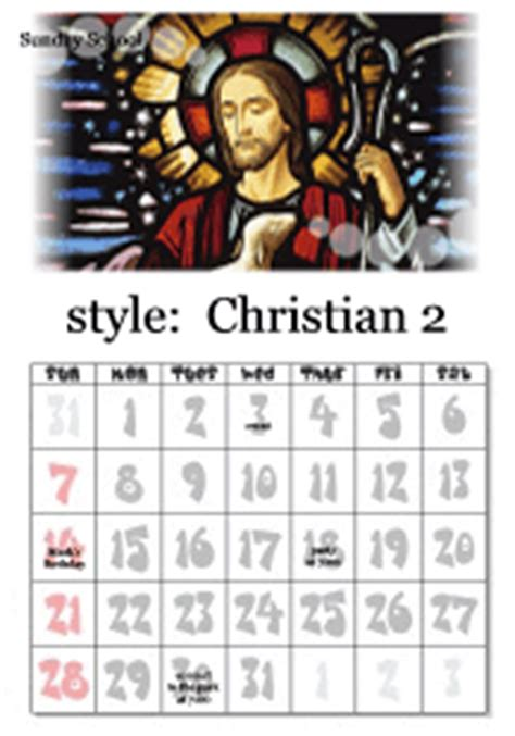 christian calendars christian photo backgrounds