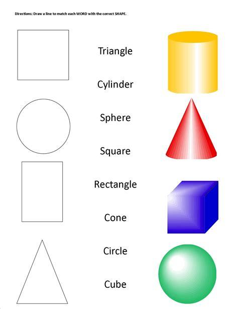 Geometric Shapes & Solids Worksheet  Staar Alt Ideas  Pinterest  Worksheets, Math And