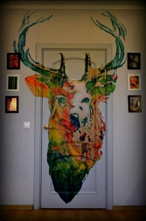 Wandbilder Für Kinderzimmer Selber Malen by 41 Coole Wandbilder Archzine Net