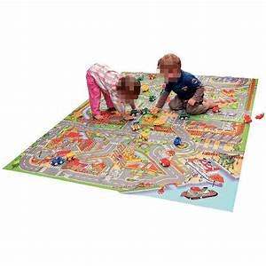 tapis de jeu quotle portquot 100x150 cm house of kids With tapis jeu enfant
