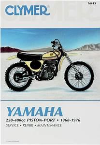 Clymer Repair Manual For Yamaha Dt1  Dt2  Dt3  Dt250