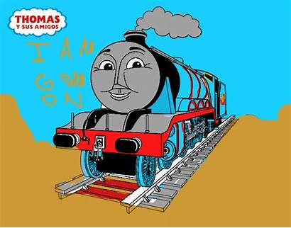 Gordon Thomas Coloring Registered Colored Friends September