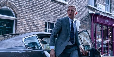 No Time To Die's Daniel Craig Drops F-Bomb About Acting ...