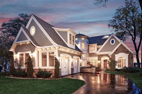 shingle style lake house vanbrouck associates vanbrouck associates luxury residential