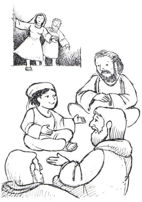 jesus   boy coloring pages coloring home