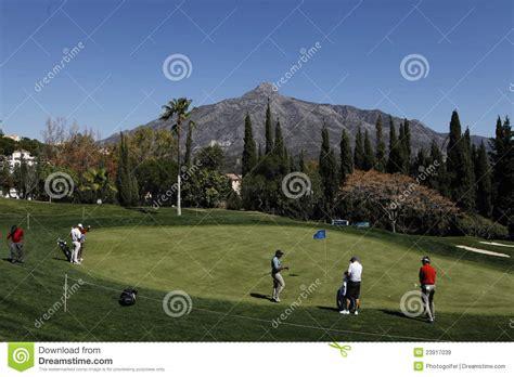 golf marbella spain andalucia open editorial aloha european course tour