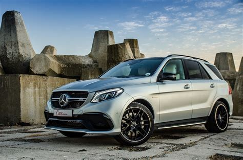 Mercedes-amg Gle63 Amg (2016) Review