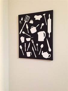 diy kitchen canvas wall art dining room kitchen pinterest With kitchen colors with white cabinets with canvas wall art quotes diy