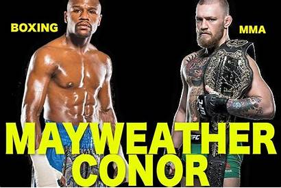 Mcgregor Mayweather Ppv Sho Clash Reveals Poster