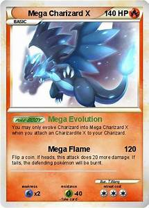 Pokémon Mega Charizard X 71 71 - Mega Evolution - My ...