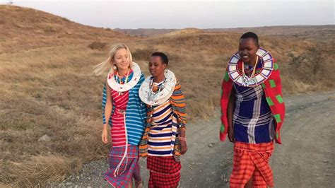 Maasai Lodge Tanzania  An Authentic Experience! Youtube
