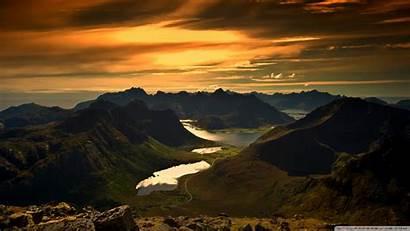 Fjords Summer Background 4k Desktop Wallpapers
