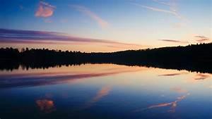 Nature, Lake, Reflections, Wallpapers