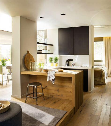 am agement de cuisine ouverte amenagement cuisine ouverte petit appartement picslovin