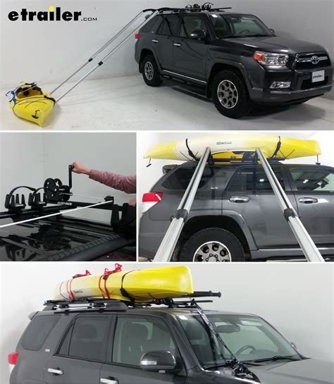 Get Racks by Easily Load A Kayak From The Ground Onto Your Roof Rack By