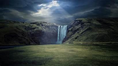 Waterfall Desktop Background Pixelstalk Waterfalls