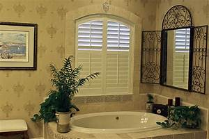 Arched Window Blinds Glass — Home Ideas Collection