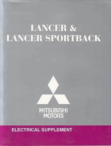 2011 Mitsubishi Lancer  U0026 Lancer Sportback Wiring Diagram