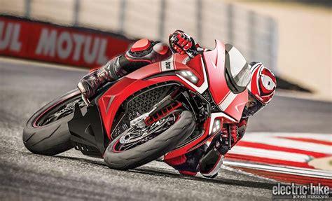 Damon Motorcycles New Hypersport Bike   Electric Bike Action