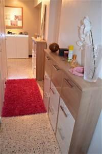 Long couloir etroit 3 photos flofan for Tapis couloir avec canapé convertible faible profondeur