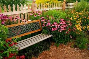33 Wooden Benches Complimenting Garden Design and Backyard ...