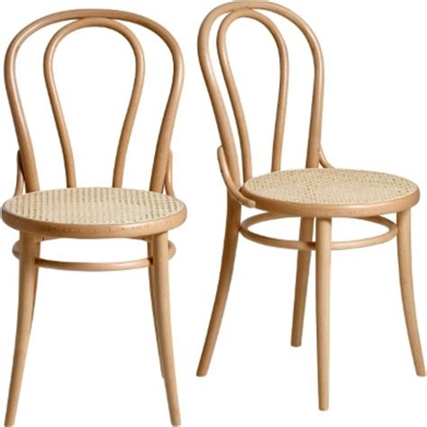chaises bistrot ikea chaise bistrot bois thonet