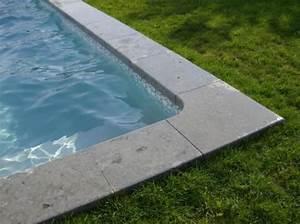 les 25 meilleures idees de la categorie margelle piscine With margelle piscine grise anthracite 2 margelle piscine grise margelle droite plate cm gris