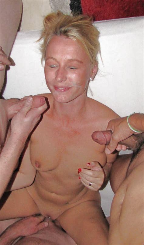 Amateur Slut Britt From Holland 4 Gangbang 44 Pics